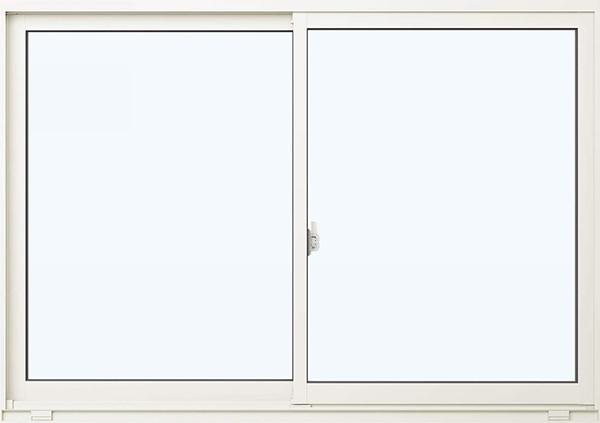 アルミサッシ エピソード 引違い窓 W730×H370 (06903)複層