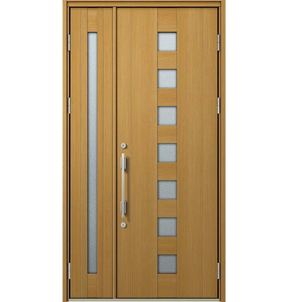YKK 玄関ドア プロント K03A 親子 W1235×H2330 DH23