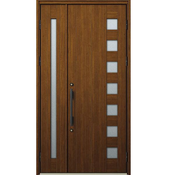 YKK 玄関ドア プロント K04A 親子 W1235×H2330 DH23