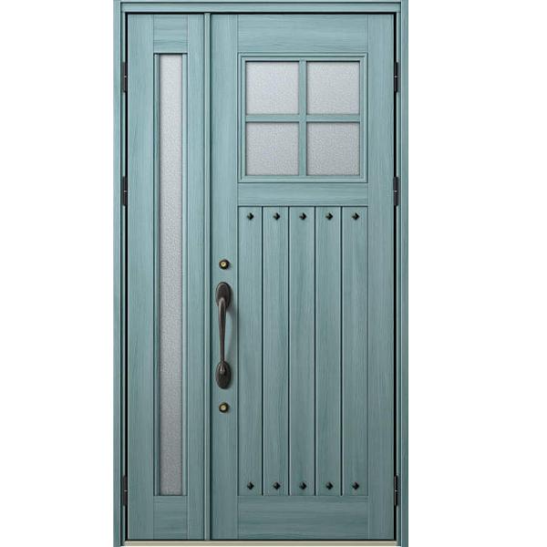 YKK 玄関ドア プロント U07A 親子 W1235×H2330 DH23