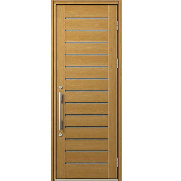 YKK 玄関ドア プロント W03A 片開き W872×H2330 DH23