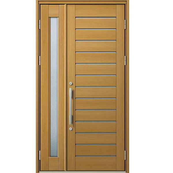 YKK 玄関ドア プロント W03A 親子 W1235×H2330 DH23