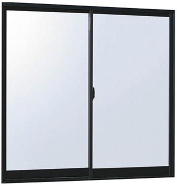 アルミサッシ フレミングJ 引違い窓 W1900×H1570 (18615)単板