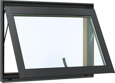 アルミサッシ フレミングJ 横滑り出し窓 W780×H370 (07403)複層