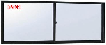 アルミサッシ フレミングJ 驚きの値段 送料無料カード決済可能 内付 引違い窓 16507 W1690×H770 単板