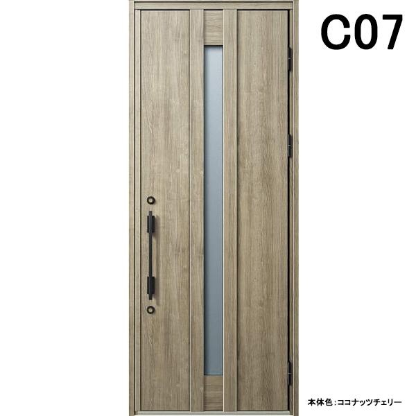 玄関 ドア ykk