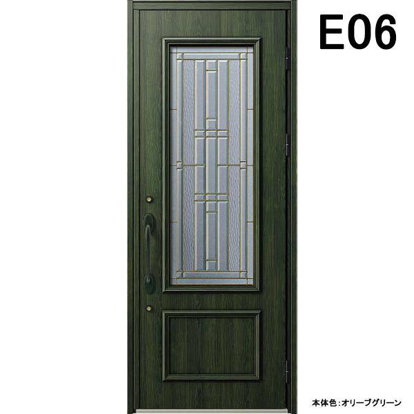 YKK 玄関ドア ヴェナート E06 片開き W922×H2330