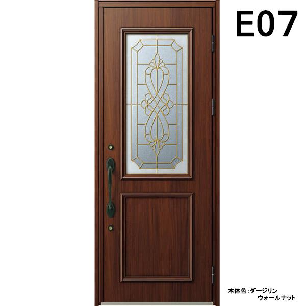 YKK 玄関ドア ヴェナート E07 片開き W922×H2330