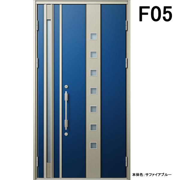 YKK 玄関ドア ヴェナート F05 親子 W1235×H2330