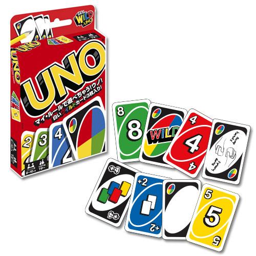 子供会 景品 ウノ カードゲーム ごほうび おまけ  ウノ UNOカードゲーム