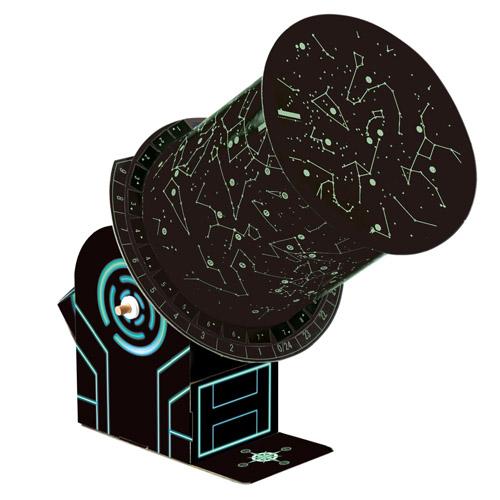 手作りプラネタリウムで星空観察 新品未使用 子供会 景品 ごほうび おまけ 10%クーポン学割エントリーでP2倍 完売 097517 10日限定 工作 ニュープラネタリウムクラフトキット