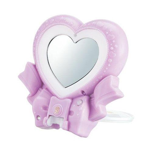 女児玩具 おもちゃ なりきり 信頼 10日限定 10%クーポン学割エントリーでP2倍 Holic 日本 Pretty プリキュア ハートアイズミラー