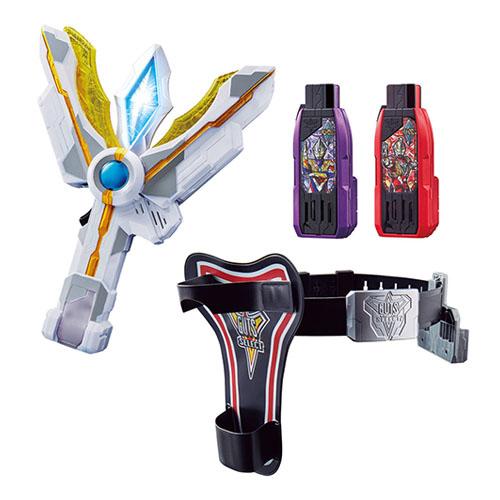 ウルトラマントリガー 返品不可 公式 おもちゃ DX最強なりきりセット