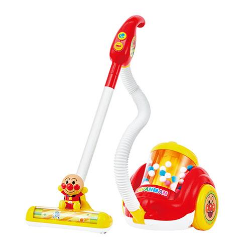 ベビー向け 輸入 おもちゃ 赤ちゃん 知育 教育 10日限定 まとめ買い特価 10%クーポン学割エントリーでP2倍 アンパンマン 2WAYおしゃべりそうじき