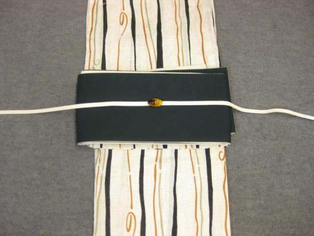 女性 レディース浴衣 古典 よろけ柄浴衣B 4点セット・紺細帯