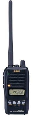 アマチュア 無線機【大幅値下】アルインコ DJ-S17L