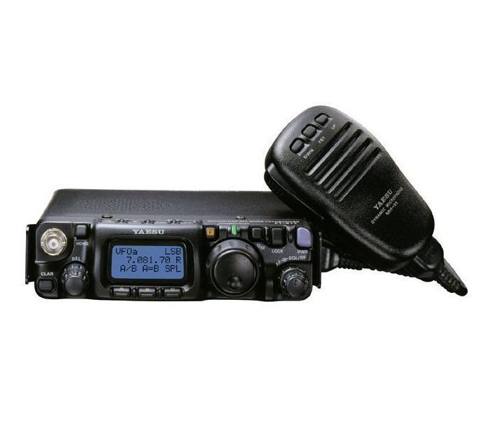YAESU FT-817ND HF/144/430 all portable