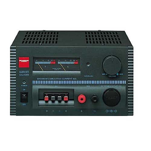 【安定化電源】 第一電波 GSV3000 DC1~15V(可変) 連続最大出力 30A 安定化電源 アマチュア無線