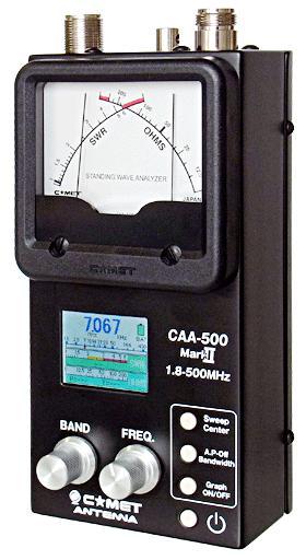 コメット CAA-500 Mark2(CAA500Mark2)スタンディング ウエーブ アナライザート