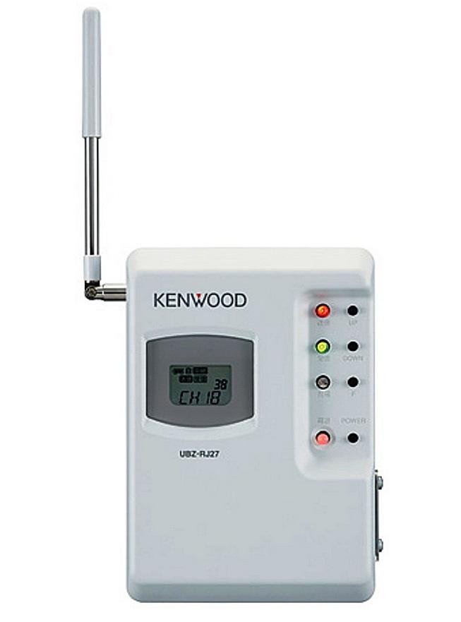 ケンウッド UBZ-RJ27 特定小電力中継器 送料無料
