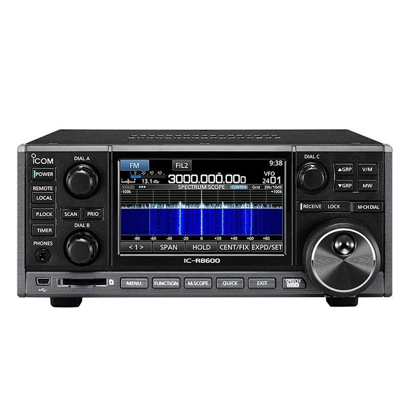 アイコム IC-R8600ハイスペック・コミュニケーションレシーバー