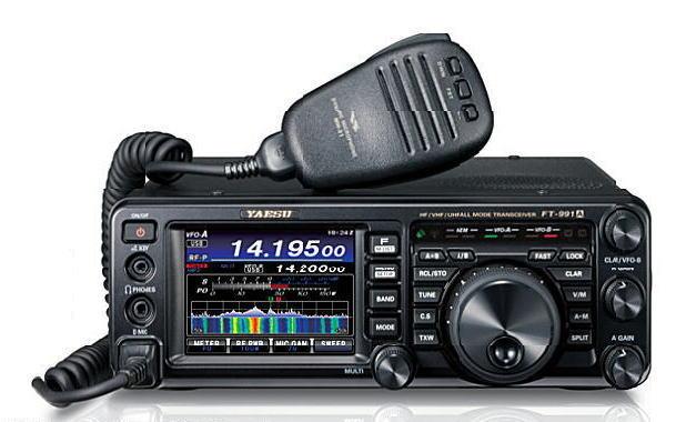 YAESU FT-991AHF/50/144/430MHzオールモード トランシーバーオリジナルDCコードサービス中!