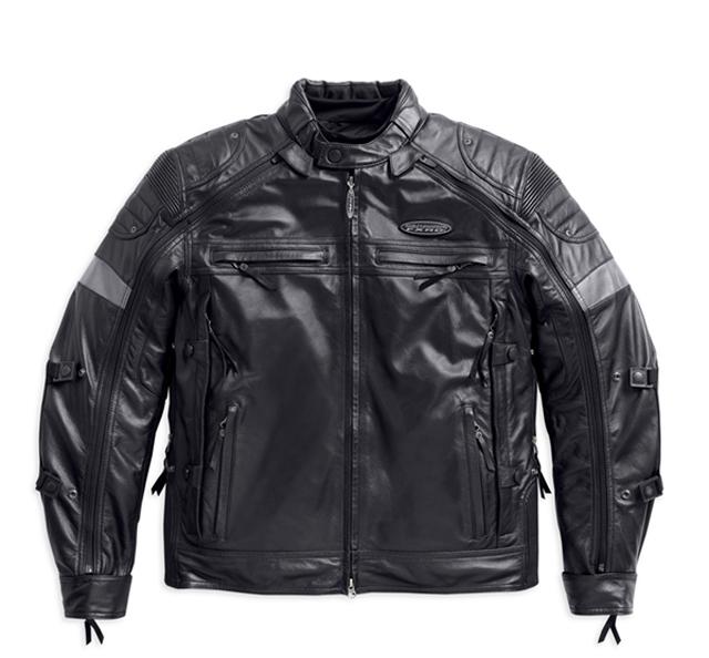 ハーレーダビッドソン 純正 FXRG トリプルベントシステム メンズ ライダース レザージャケット 革ジャン!防水レザー!ミッドウエイト・カウハイドレザー使用! Men's FXRG Switchback Leather Jacket 日本未発売・プレゼントに!