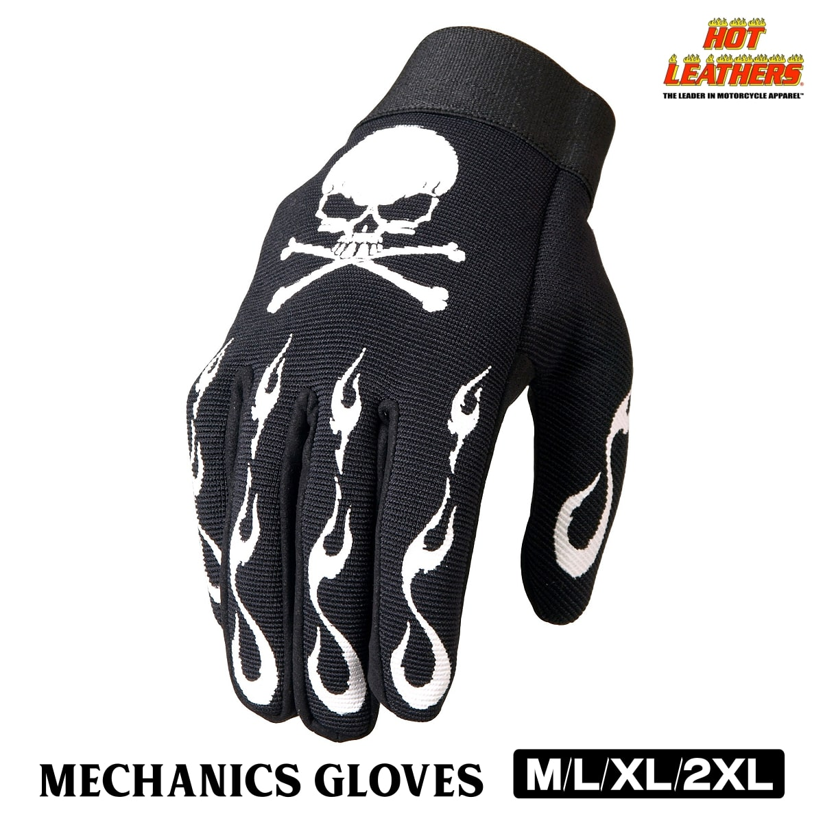 Mecdex Touch Utility Mechanics Gloves XL