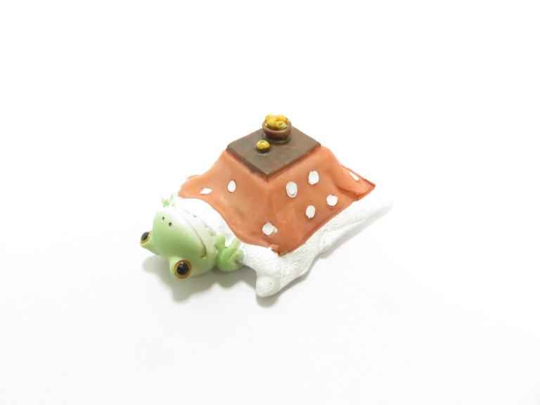 Copeau コポー こたつとカエル 蛙
