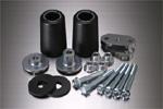 GSF1200/BANDITI1200 (全年式) モリワキ SKID PAD/スキッドパッド BLACK/黒