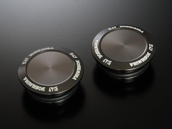 YOSHIMURA/ヨシムラ フレームキャップ Mサイズ(2個入り)  Z900RS(18)、Z900RS CAFE(18)  (品番 570-269-5200)