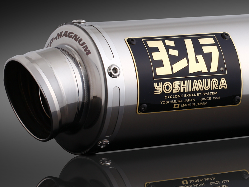(品番 110A-40F-5U50 C125 ) SS (18) YOSHIMURA/ヨシムラ 機械曲GP-MAGNUMサイクロン