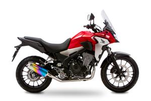 マフラー Full MORIWAKI/モリワキ 01810-631S2-00) Exhaust (品番 MX ANO 400X 19- (2BL-NC56)
