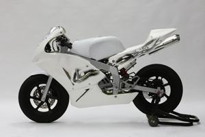 MORIWAKI/モリワキ エキゾーストシステム ZERO RACINGHRC NSF100 (型式:HR01) マフラー レース専用(公道禁止) ( 01810-J41N9-00 )