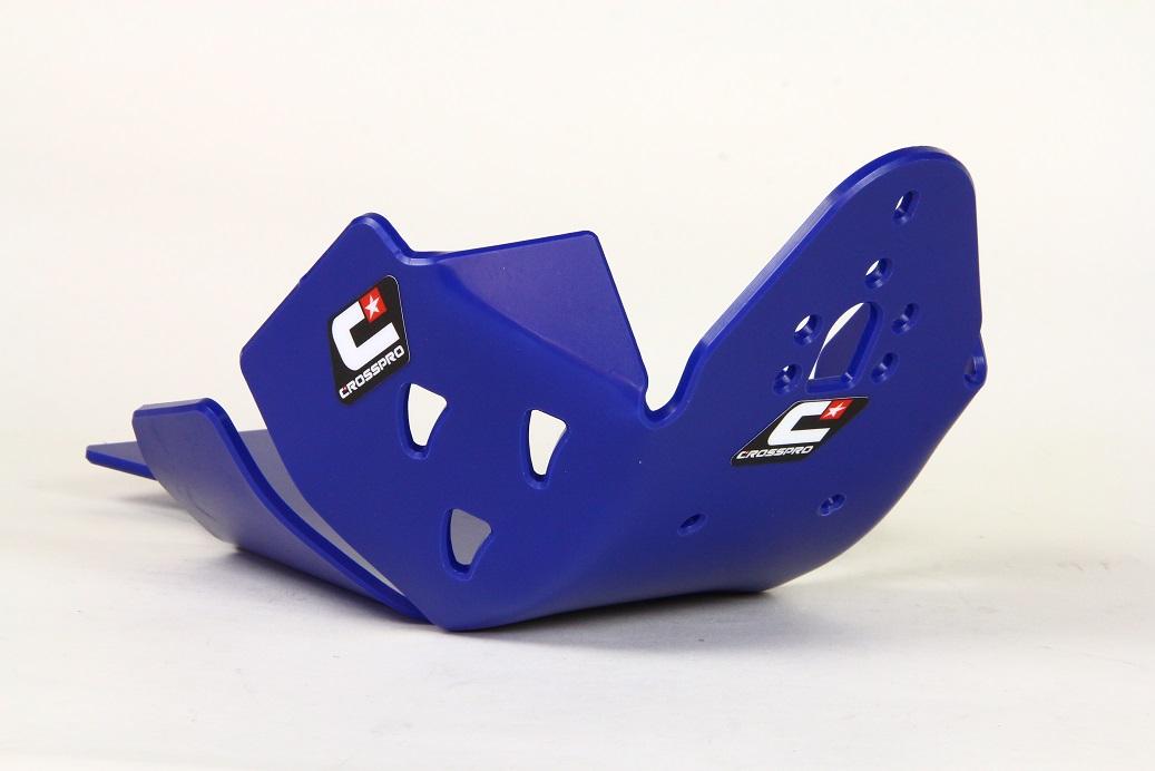 CROSSPRO/クロスプロ DTC EDスキッドプレート ブルー YZ250F 10-13 (品番 2CP085095B0400)