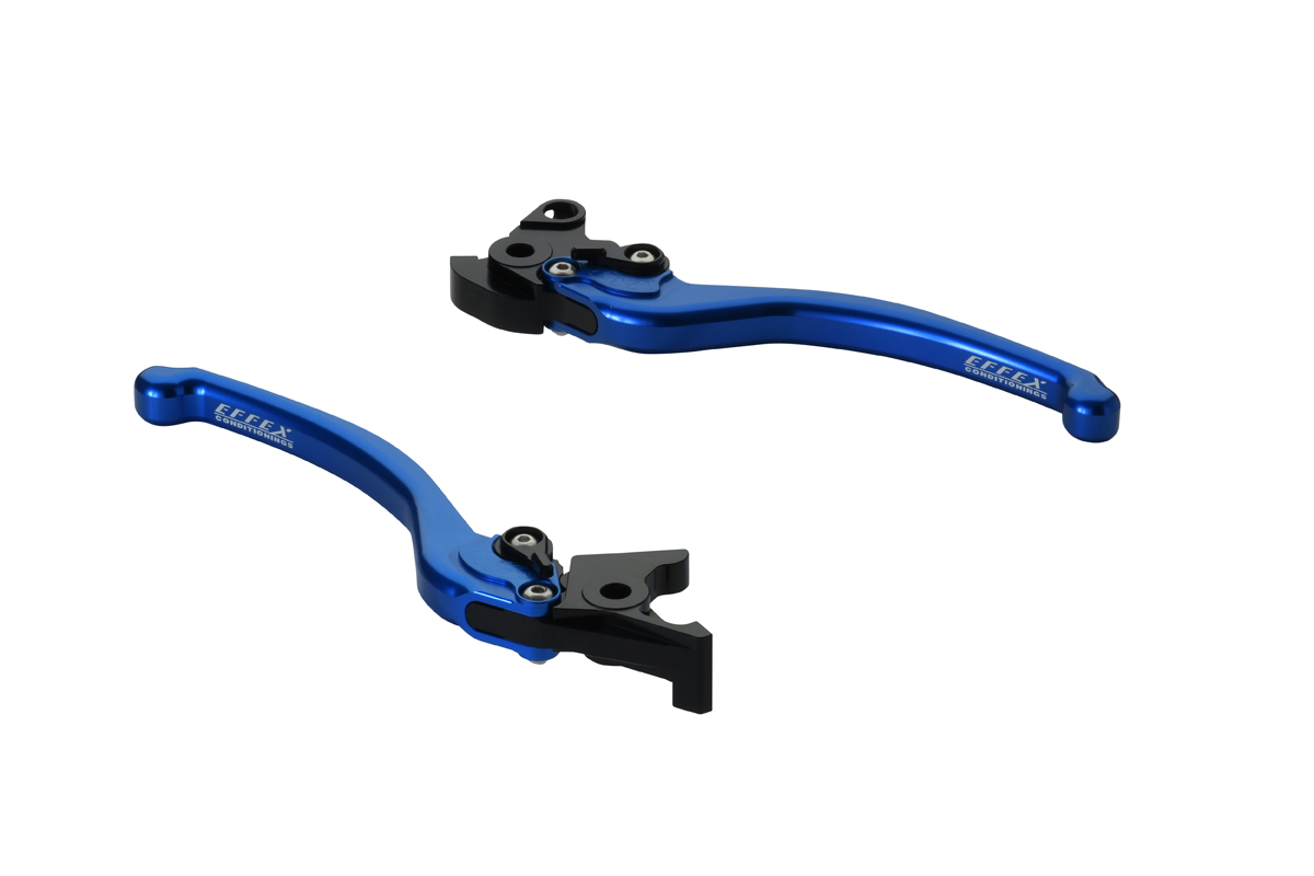 EFFEX/エフェックス スムースフィットレバー ブルー CB1300SF/SB 03-18 (品番 EAL013B)