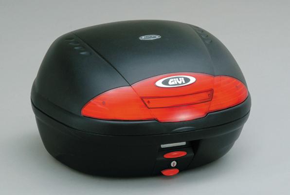 (品番 ランプ無し GIVI/ジビ 68053) 無塗装 E450ND 黒