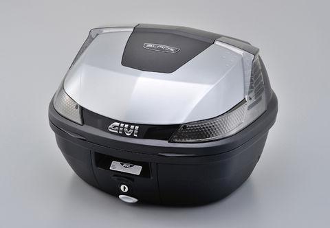 GIVI/ジビ B37NTG730D シルバーTECH (品番 94834)