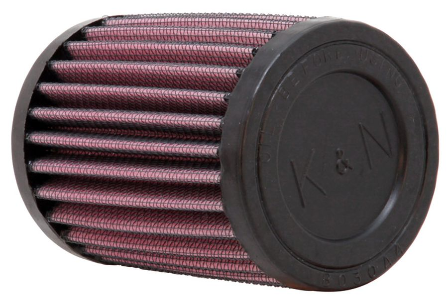 K&N/ケーアンドエヌ ラウンドストレート ラバー φ38(76X102) (品番 RU-0160)