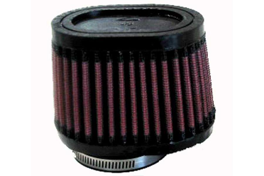 K&N/ケーアンドエヌ オーバルテーパー ラバー φ54(76:102X70) オフセット11mm (品番 RU-0981)