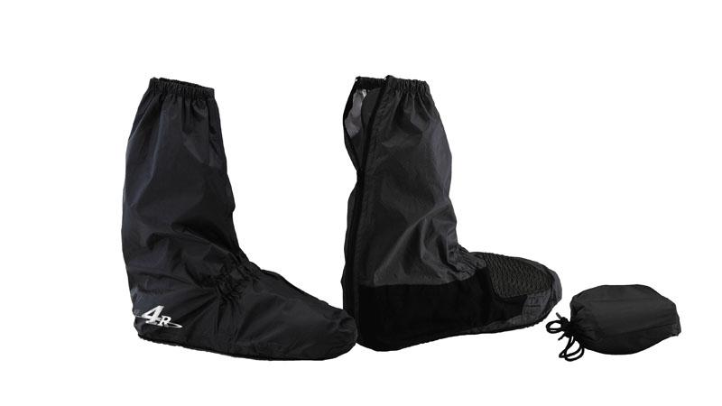 ◇ ハマサキコンペティションモータース ◇ kijima/キジマ 4R ブーツカバー BLK サイズ:L 左右セット  (品番 FR-153114)