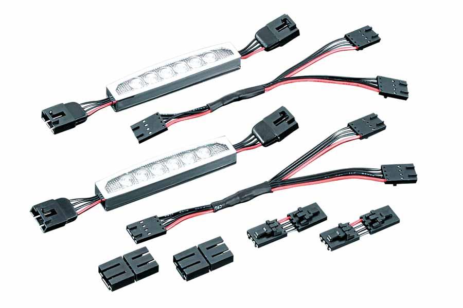 kuryakyn/クリアキン SUPER LIZARD エクスパンションキット 7色LED 12V (品番 KUR-5023)