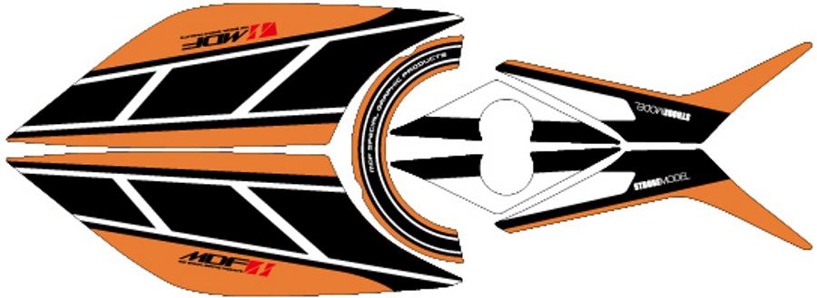 MDF/エムディーエフ  MT09 ストロボタンクOG  (品番 MMT09-D-OG-TK)