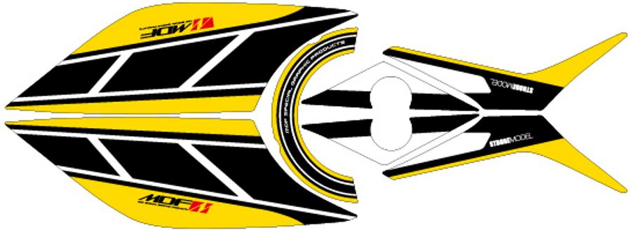 MDF/エムディーエフ  MT09 ストロボタンクPY  (品番 MMT09-D-PY-TK)