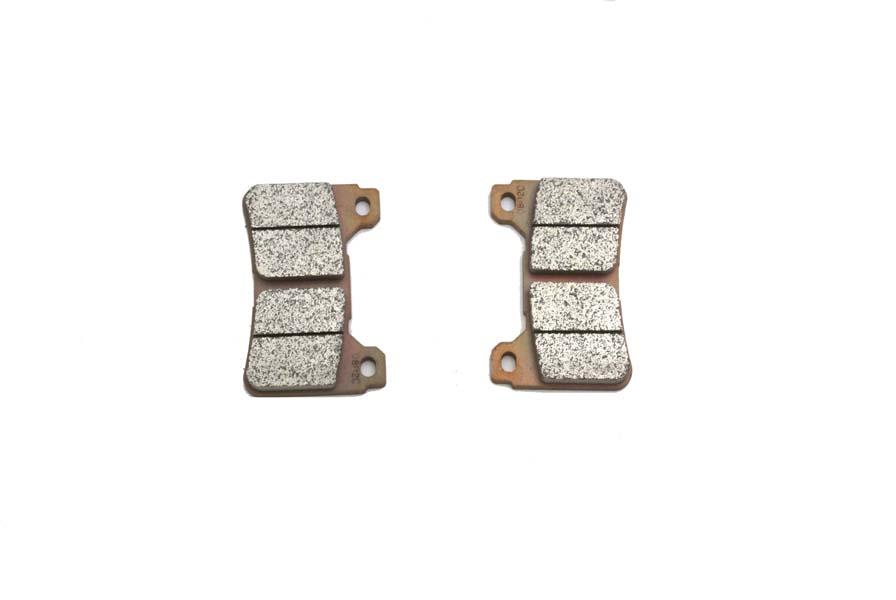 Metallico/メタリカ ブレーキパッド CBR1000RR 04-14/CBR600RR 05-14
