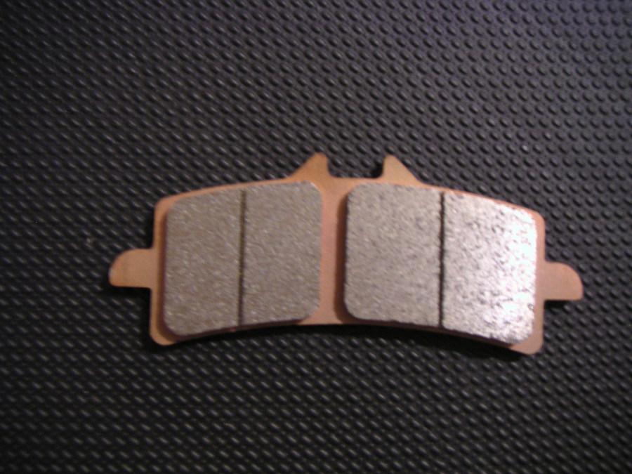 Metallico/メタリカ ブレーキパッド DUCATI 1098/1198/1199