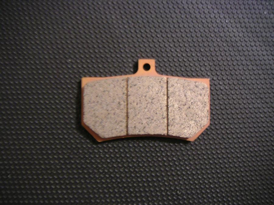 Metallico/メタリカ ブレーキパッド AP (4pot/34mm) CP3369/3385/3969  (レース用)