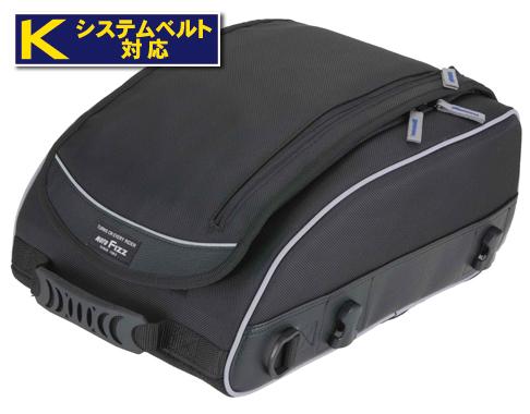 TANAX motofizz / タナックス モトフィズ  ユーロシートバッグ ブラック 180×270×350 14リットル