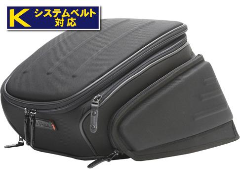 MOTOFIZZ/モトフィズ  エアロシートバッグ2 ブラック 220(H)×320(W)×400(D)mm 1.3L, オオタキムラ:069bbe20 --- asahihotel.jp