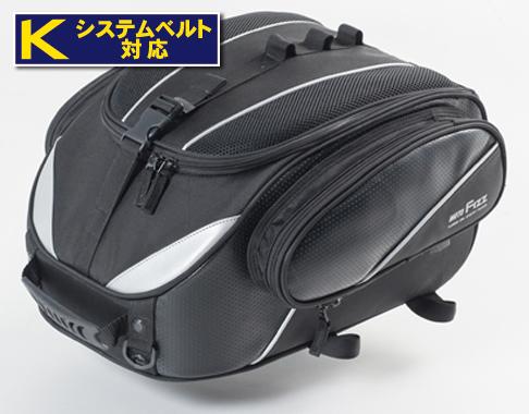 MOTOFIZZ/モトフィズ  シートザック (ブラック) 18リットル
